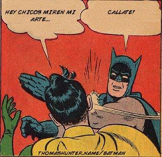Callate... by Deadpool201