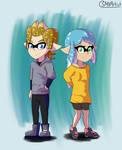 Edric and Cora