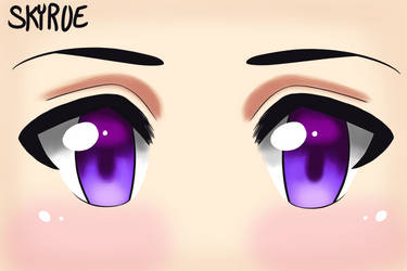 Eye Dont See Your Point by Skyrue117