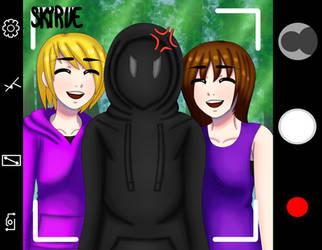 OCS: Emma, Stalker, and Roku by Skyrue117