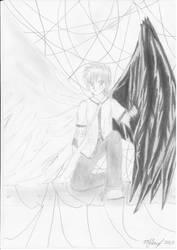 Israphel - another style by unwingedangel