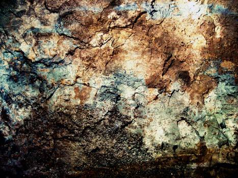 Cracks and rust