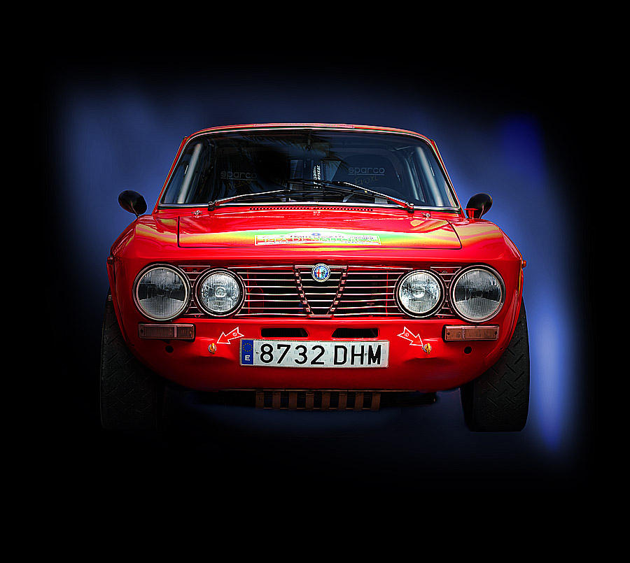 Alfa Romeo GTV 1972 By D-T-Arts On DeviantArt
