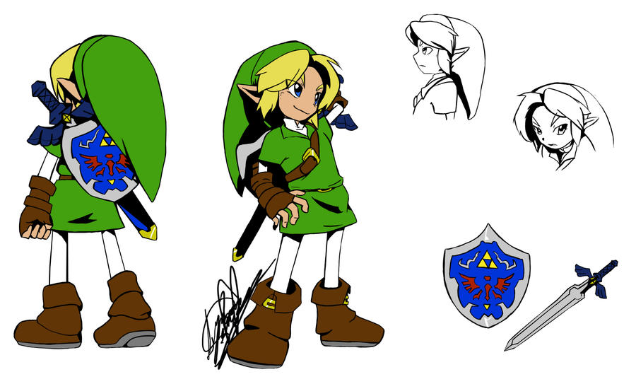 Ssb Link SSB64-Done Link Concept by