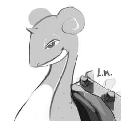 Request stream sketches 02 by LunarMew