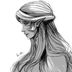 Request stream sketches 03 by LunarMew