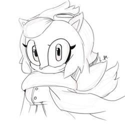 Request stream sketches 05 by LunarMew