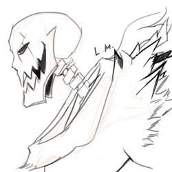 Request stream sketches 06 by LunarMew