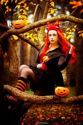 Halloween Succubus by Alice-Tatsuki