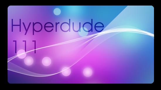 hyperdude111's Profile Picture