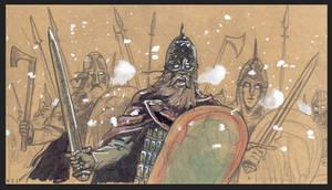 Viking Warband by ZoLariusZombie
