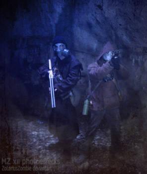 Metro 2033 two stalkers