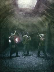 Metro 2033  ''Did you hear something?!?''