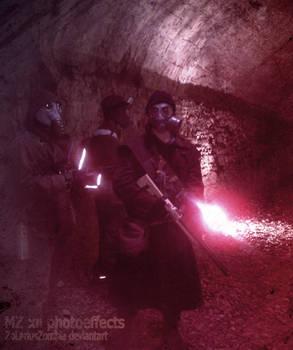 Metro 2033 ''Walk in the Metro''