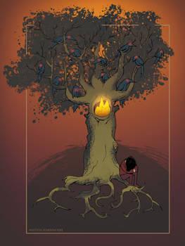 L'albero dei Corvi