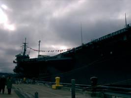 USS Kittyhawk - Ship Shot 3