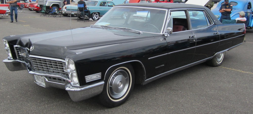 67 Cadillac Fleetwood Brougham by zypherion on DeviantArt