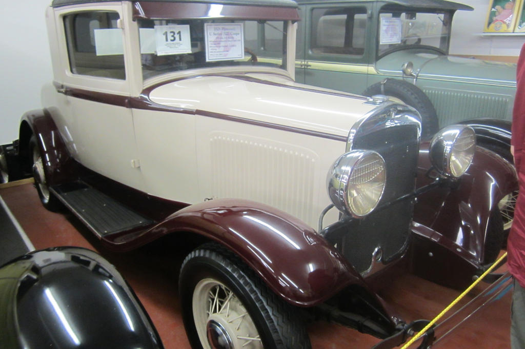 29 Plymouth U Series 322 Coupe By Zypherion