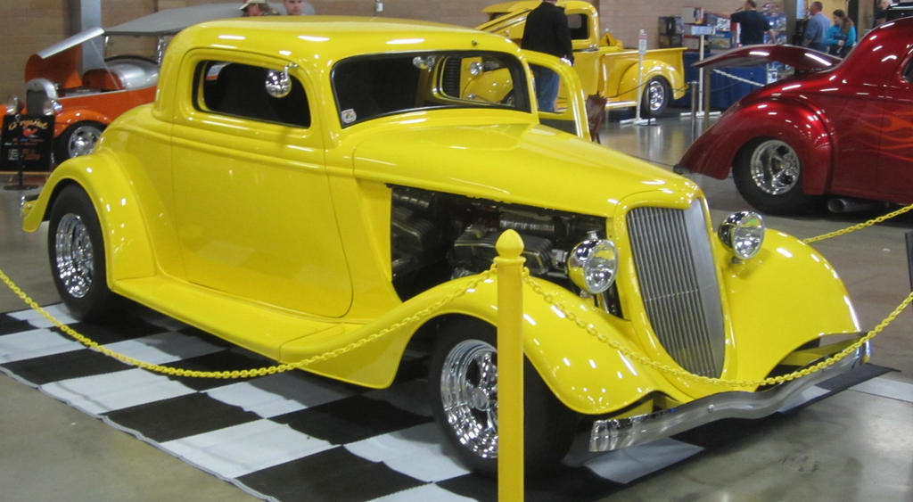 34 ford street rod by zypherion on DeviantArt