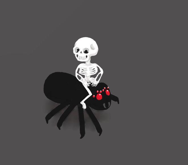 Spider Rider by zypherion