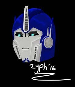 Optimus by zypherion