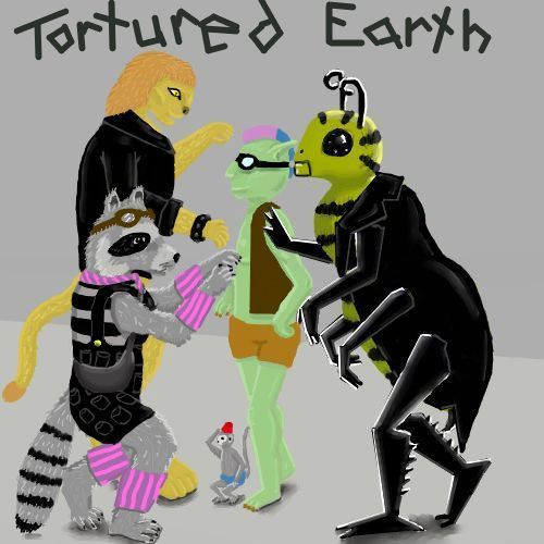 Tortured Earth - Finished by zypherion
