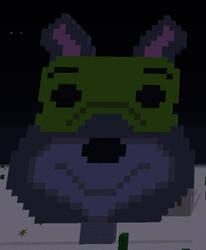 Minecraft Dynomutt PopVinyl Version