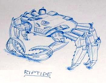 Riptide by zypherion