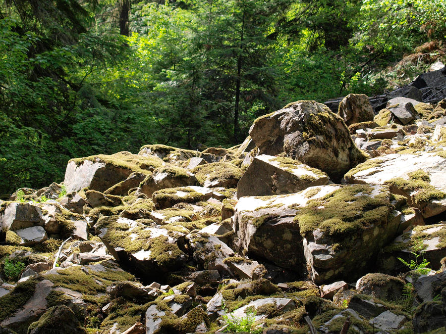 Rocks 01 by Eltear-Stock