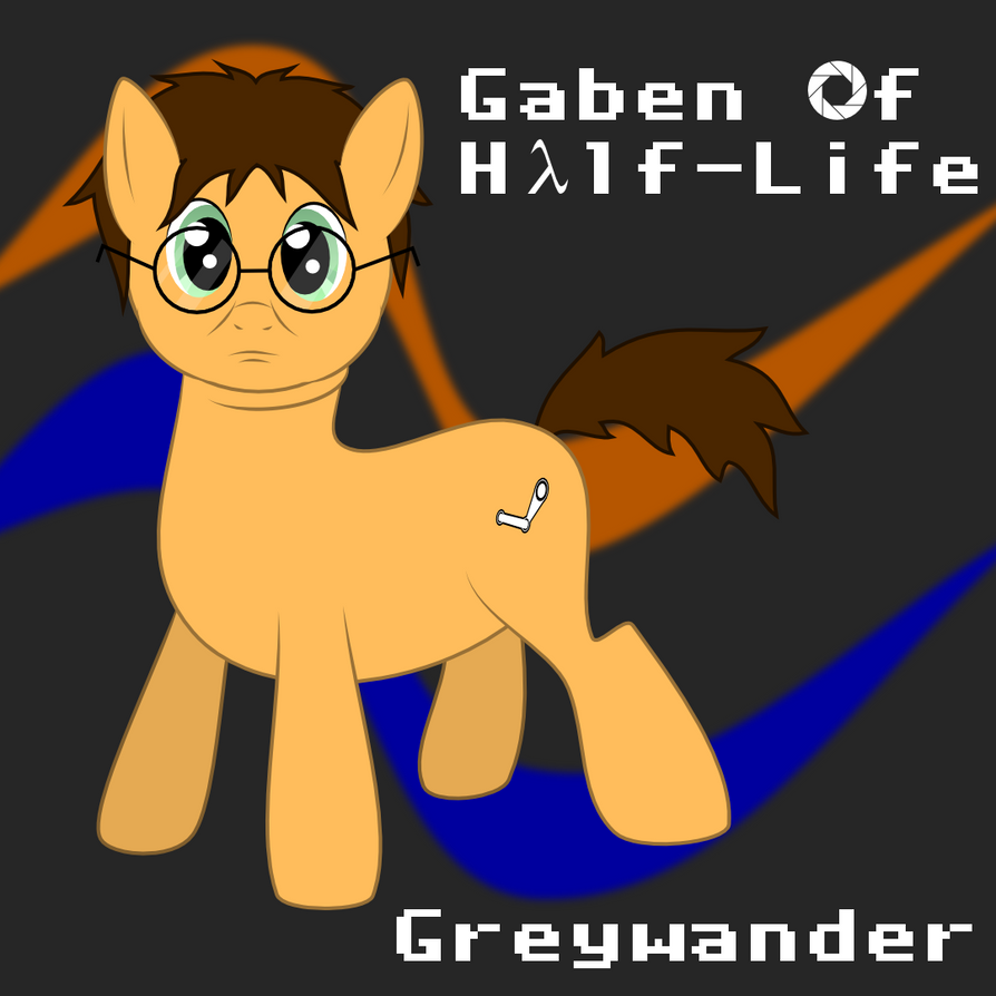 Gaben of Half-Life by Greywander87