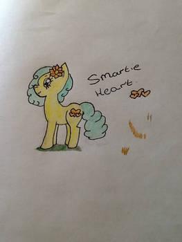 First pony sketch.