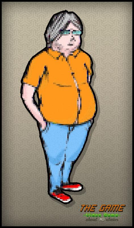 TG:VG - main protagonist
