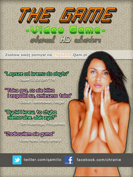 TG:VG - promo poster (PL)