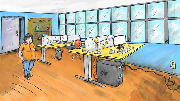 TGVG Editor office