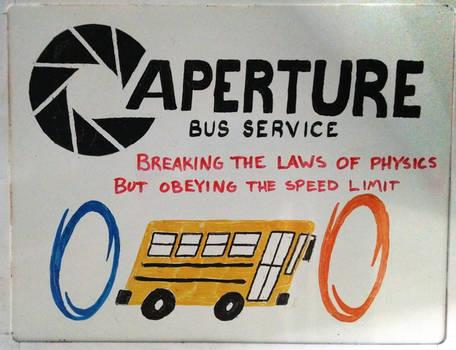 Aperture Bus Service