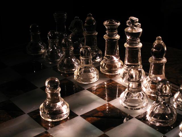 Chess by art-inept