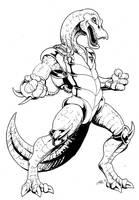Quackpot by Godzilla Samurai by tyrannosaur1984