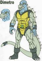 Dimetro by tyrannosaur1984