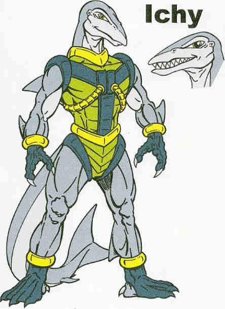 Ichy by tyrannosaur1984