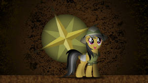 Daring Do Getting Down and Dirty