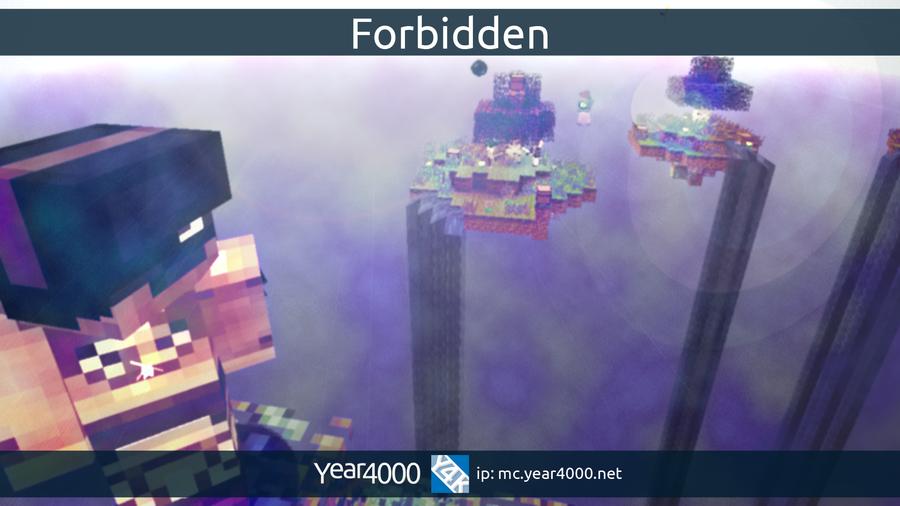 Year4000 Map - Forbidden by ewized