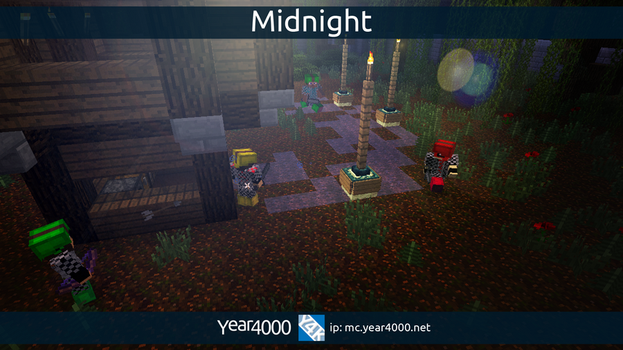 Year4000 Map - Midnight by ewized