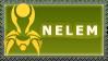 Nelem Stamp by Naeomi