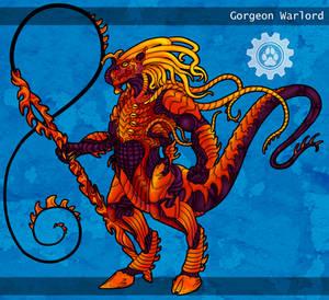 Gorgeon Warlord: Ref