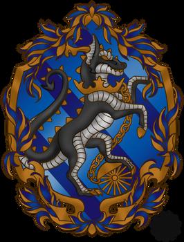 Mur Railway Authority Crest