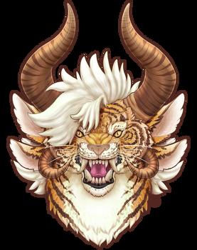 Charr Tiger