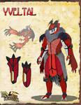Yveltal Male G Rank Armor Set