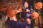 Fate Grand Order ( FGO )Halloween Mash Kyrielight