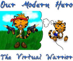 Virtual Warrior by picomark4