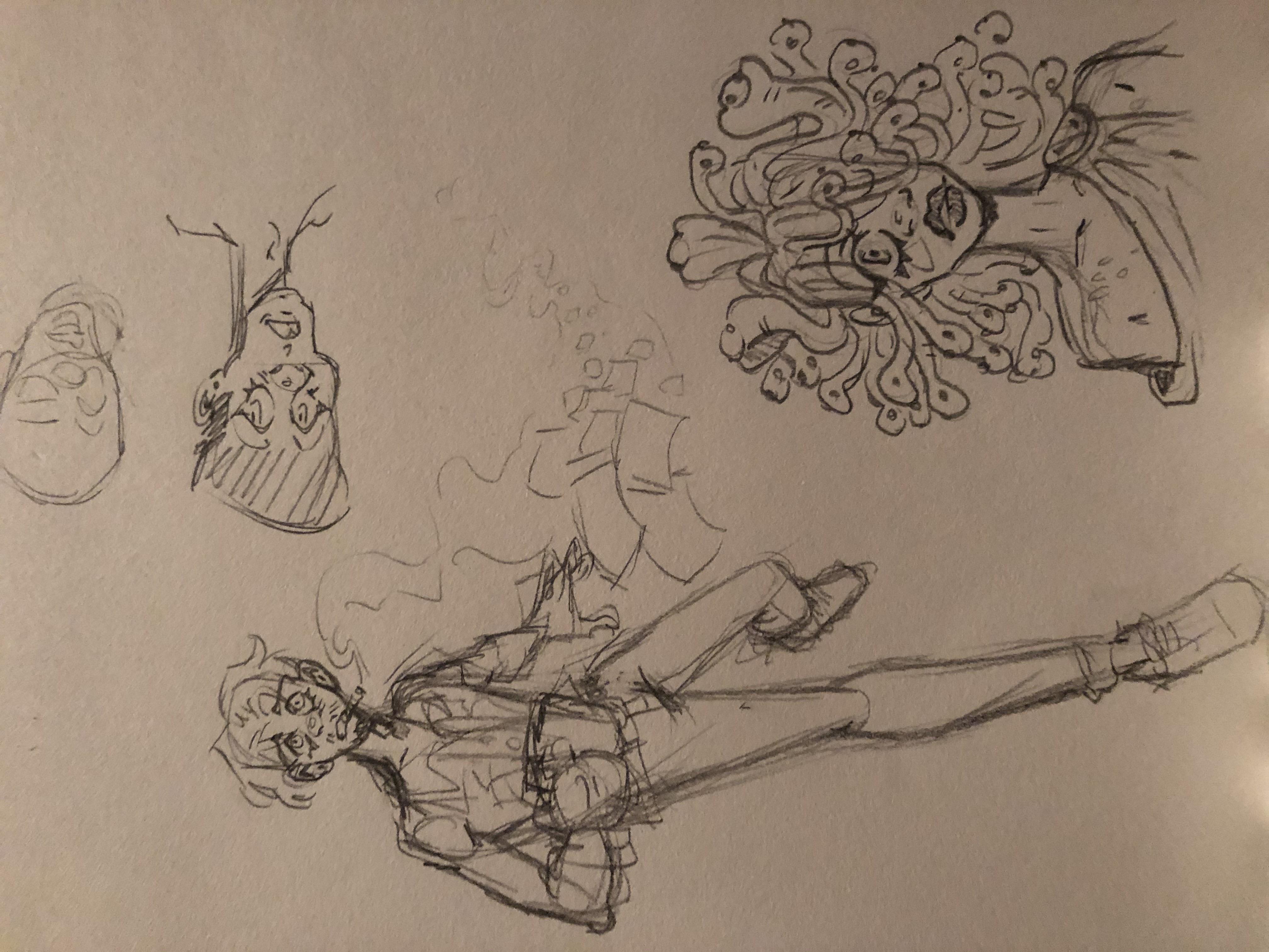 Even more doodles